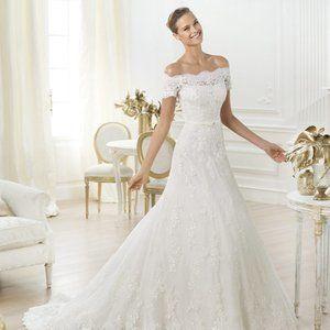 Pronovias LeTour Wedding Dress